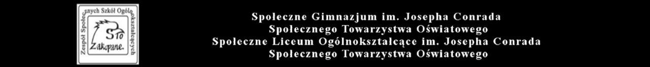 Zespół Społecznych Szkół Ogólnokształcących w Zakopanem